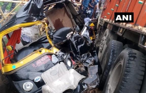 Accident: बिहार और उत्तर प्रदेश में भीषण सड़क हादसे, 7 लोगों की मौत, 40 घायल