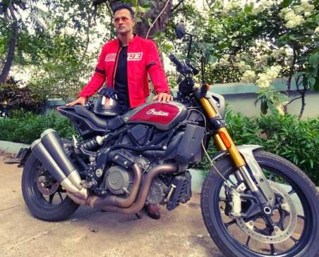 रोहित रॉय ने करीब 4 महीने बाद लिया बाइक राइडिंग का आनंद