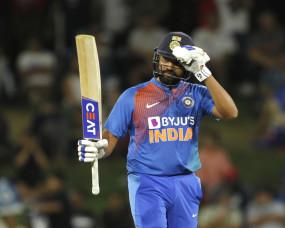 क्रिकेट: रोहित शर्मा ने शुरू की आउटडोर ट्रेनिंग, इंस्टाग्राम पर शेयर किया फोटो