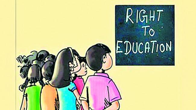 आरटीई एडमिशन :शिक्षण उपसंचालक को मिले दिशा-निर्देश