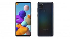 स्मार्टफोन: Samsung Galaxy A21s भारत में हुआ लॉन्च, जानें कीमत और फीचर्स