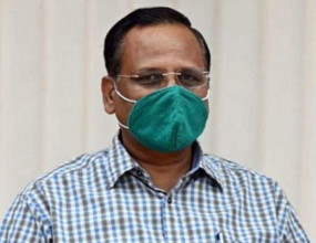 दिल्ली: स्वास्थ्य मंत्री सत्येंद्र जैन को दी गई प्लाजमा थेरेपी, अगले 24 घंटे रहेंगे ICU में