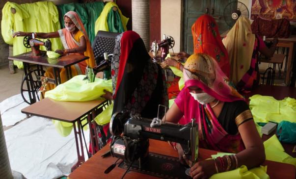 प्रवासी महिलाओं के रोजी का साधन बने स्वयं सहायता समूह, 29 हजार को मिला रोजगार
