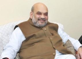 दिल्ली की स्थिति पर चर्चा के लिए बैजल, केजरीवाल से मिले शाह