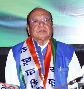 शंकर सिंह वाघेला कोरोना पॉजिटिव