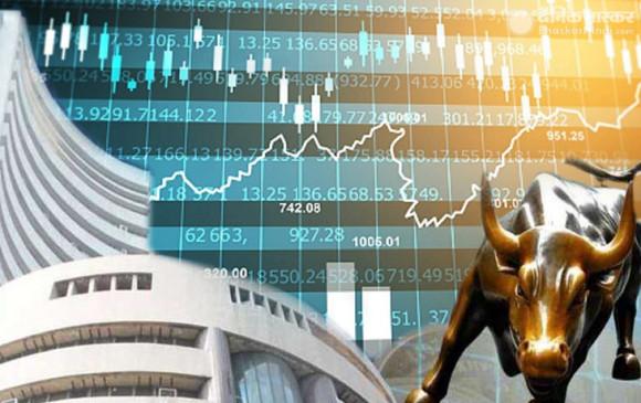 Share market: बाजार में लगातार 5वें दिन मजबूती, सेंसेक्स 522 अंक चढ़ा और निफ्टी 9979 के पार बंद हुआ