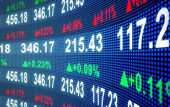 Share market: सेंसेक्स 413 अंक लुढ़का, निफ्टी 10,050 के नीचे बंद हुआ