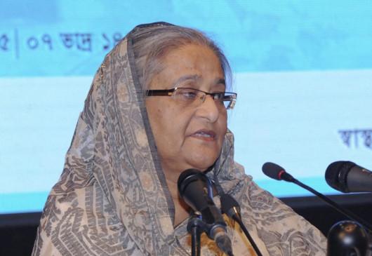 बांग्लादेश के लिए शेख हसीना का प्रोत्साहन पैकेज ऋण आश्रित