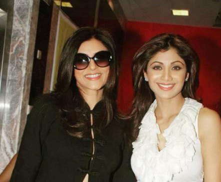 शिल्पा शेट्टी को है सुष्मिता सेन पर गर्व