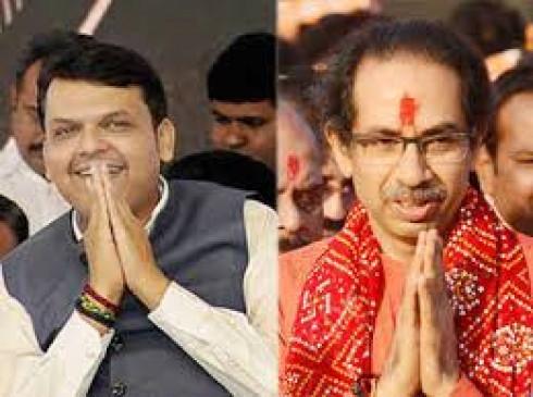 शिवसेना ने सहियोगी दल कांग्रेस को बताया पुरानी खाट तो बीजेपी ने कसा तंज