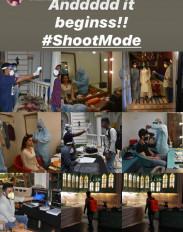 वेब शो नागिन 4 की शूटिंग शुरू