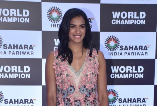ओलंपिक दिवस कार्यक्रम में भाग लेंगी सिंधु, विनेश