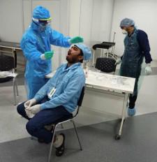 यूपी में कोरोना से अब तक 488 की मौतें, कुल संक्रमित 15785