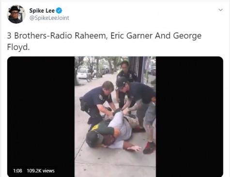 स्पाइक ली की शॉर्ट फिल्म 3 ब्रदर्स जॉर्ज फ्लॉयड की हत्या से प्रेरित