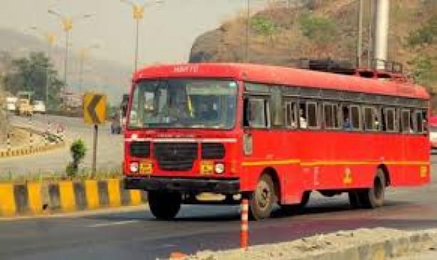 प्रवासी मजदूरों के सफर पर एसटी ने खर्च किए 104 करोड़, महाराष्ट्र सीमा तक 3 लाख लोगों को पहुंचाया