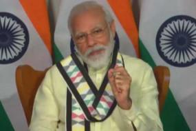 कोरोना पर काबू के लिए पंजाब की रणनीति अपनाएं राज्य : मोदी
