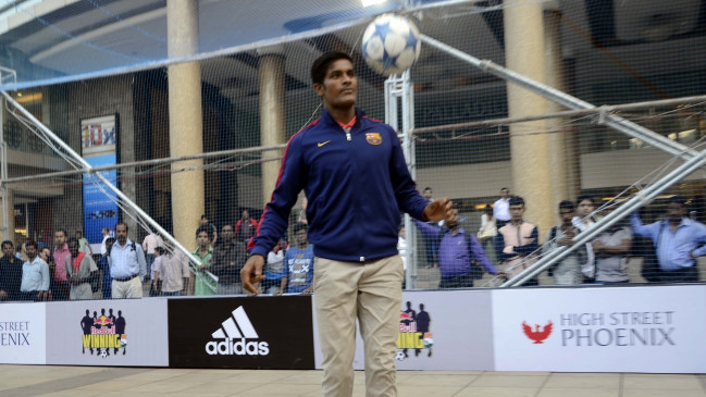 फुटबॉल: जमशेदपुर से हैदराबाद एफसी पहुंचे सुब्रत पॉल