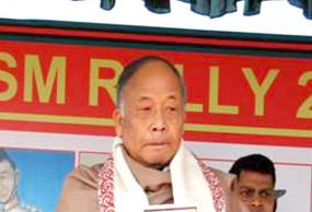 मणिपुर के पूर्व मुख्यमंत्री को 332 करोड़ रुपये के घपले के मामले में समन जारी