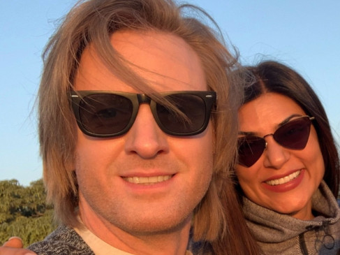 सुष्मिता की वेब सीरीज आर्या में एलेक्स ओ नेल के किरदार में है सरप्राइज