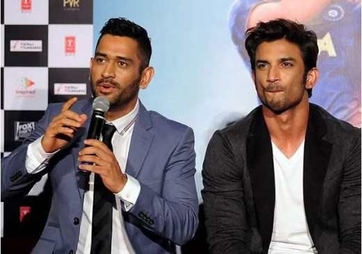 दुख: मोरे ने कहा, धोनी की फिल्म के लिए सुशांत ने क्रिकेटर की तरह ही ट्रेनिंग की थी