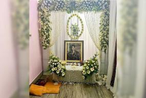सुशांत के परिवार ने पटना में प्रार्थना सभा आयोजित की