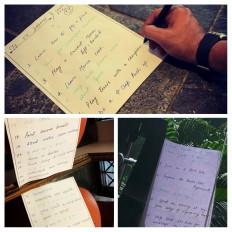 सुशांत के 50 सपनों की हस्तलिखित सूची वायरल