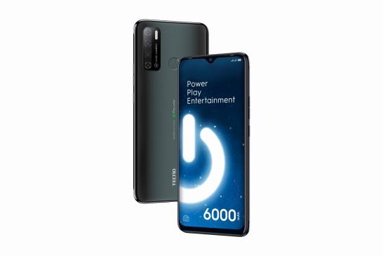 टेक्नो ने 7 इंच डिस्प्ले और बड़ी बैटरी वाला स्पार्क पावर 2 स्मार्टफोन 9,999 रुपये में लॉन्च किया