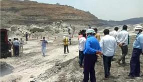 तेलंगाना : कोयला खदान में ब्लास्ट, 4 कर्मचारियों की मौत, 2 गंभीर