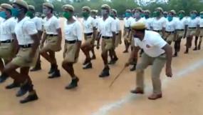 तेलंगाना पुलिस रफी के गानों से दे रही रंगरूटों को प्रशिक्षण