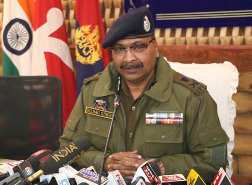 आतंकवाद मुक्त हो चुका है डोडा जिला : डीजीपी