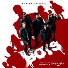 द बॉयज का दूसरा सीजन सितंबर में रिलीज होगा