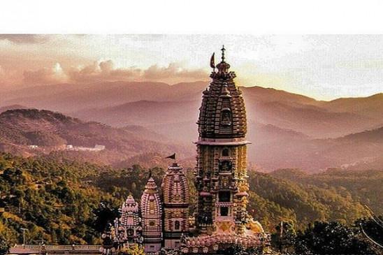 रहस्यमयी: जटोली शिव मंदिर में पत्थरों को थपथपाने पर आती है डमरू की आवाज!