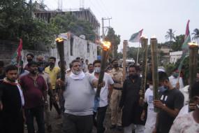 मशाल तानाशाह सरकार के खिलाफ विरोध का प्रतीक है : पप्पू यादव