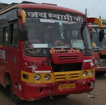 यात्री बसों के नहीं हिल रहे पहिये, चालक, परिचालक सहित 900 कर्मचारी बैठे हैं बेरोजगार
