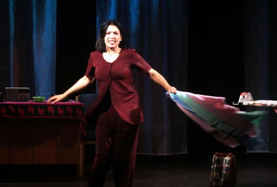 थिएटर हमेशा अनापेक्षित को सामने लाता है : शिल्पा शुक्ला