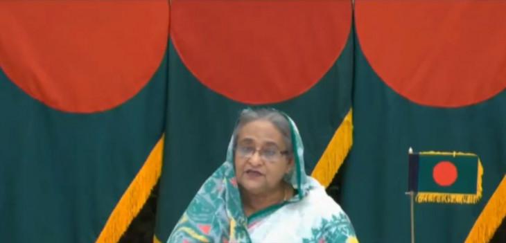 बांग्लादेश में कोई गरीब और बेघर नहीं होगा : हसीना