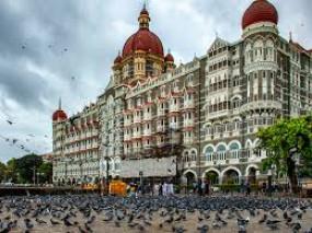 कराची से आयी मुंबईका ताज होटल उड़ाने की धमकी, अलर्ट हुई पुलिस