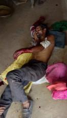 बाघ ने युवक पर हमला कर किया गंभीर रूप से घायल