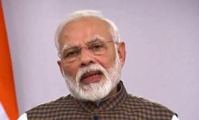 भारत को आत्मनिर्भर बनाने का समय : मोदी