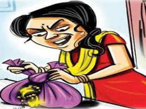 कर्ज चुकाने के लिए महिला ने अपने घर में ही लगा दी सेंध, पति ने थाने में की थी शिकायत