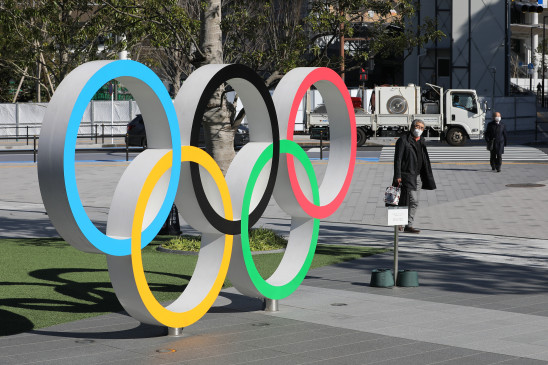 टोक्यो 2020 की ओलंपिक मशाल प्रदर्शनी की योजना नहीं