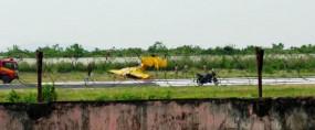 Aircraft Crash: ओडिशा के ढेंकनाल में ट्रेनी एयरक्राफ्ट दुर्घटनाग्रस्त, पायलट समेत दो की मौत