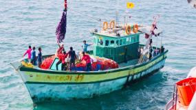 फंसे हुए मछुआरों को ईरान से वापस लाया जाएगा : तमिलनाडु के मंत्री