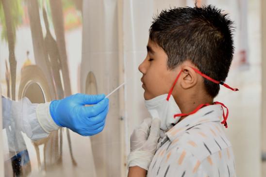 कोरोना संक्रमित बच्चों का इलाज एक चुनौती की तरह (आईएएनएस विशेष)