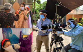Television: शूटिंग शुरू होने से उत्साहित हैं टीवी सितारे, न्यू नॉर्मल को लगाया गले