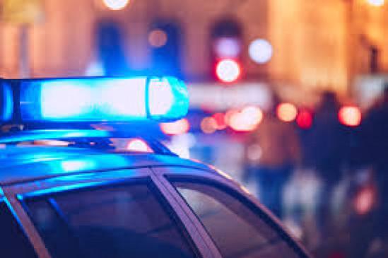 दो आरोपी पिस्टल-कारतूस के साथ किए गए गिरफ्तार, वाहनों में भी हुई तोड़फोड़