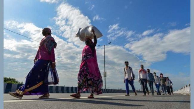 अनलॉक-1 : धीरे-धीरे शुरु हो रही प्रवासी मजदूरों की वापसी, हर रोज आ रहे 15 हजार मजदूर,हो रहा रजिस्ट्रेशन