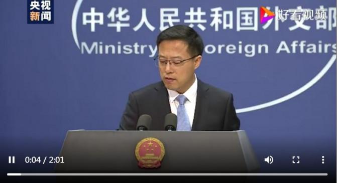 अमेरिका की शिनच्यांग मामलों में हस्तक्षेप करने की साजिश विफल होगी : चीन
