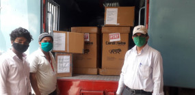 24 घंटे में नागपुर से ठाणे पहुंचे वेंटीलेटर, पार्सल सेवा से रेलवे ने पहुंचाया