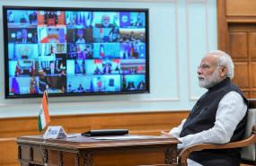 Video Conferencing: कोरोना संकट के बीच 35 दिन बाद 16 और 17 जून को मुख्यमंत्रियों से चर्चा करेंगे पीएम मोदी, लग सकता है सख्त लॉकडाउन